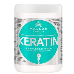 KALLOS KERATIN HAIR MASK
